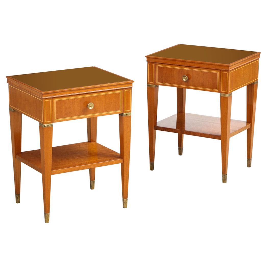 Paolo Buffa Bedside Tables