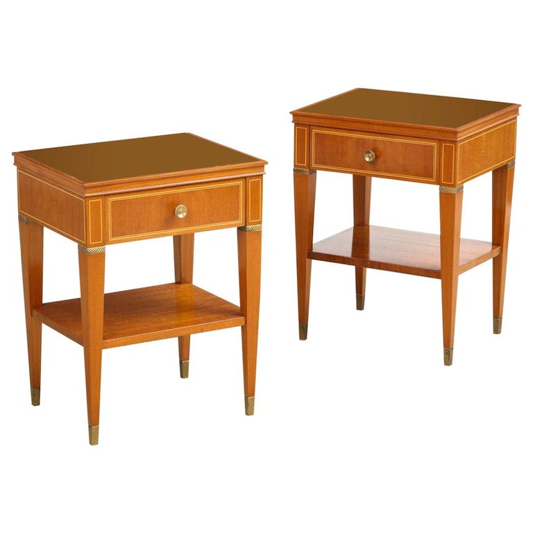 Paolo Buffa Bedside Tables For Sale