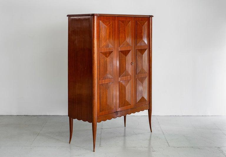 Italian Paolo Buffa Cabinet For Sale