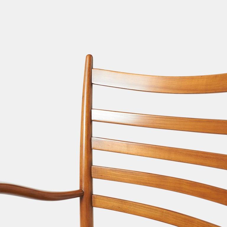 Paolo Buffa Chiavarine Armchairs For Sale 1
