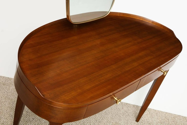 Paolo Buffa Dressing Table In Excellent Condition For Sale In New York, NY