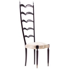 Paolo Buffa High Back Side Chair