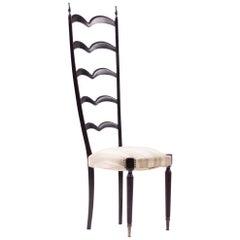 Paolo Buffa High Back Side Chair