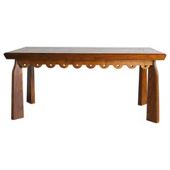 Paolo Buffa Italian Mid Century Table, 40's