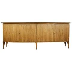 Paolo Buffa, Large Italian Walnut Sideboard