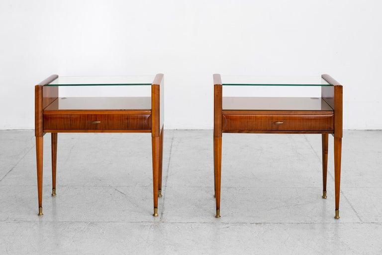Mid-Century Modern Paolo Buffa Nightstands