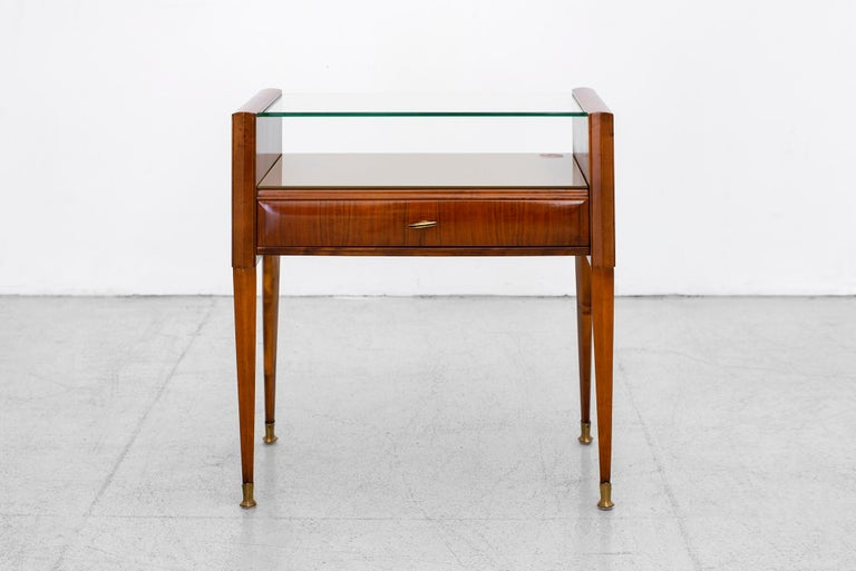 Paolo Buffa Nightstands In Good Condition In Los Angeles, CA