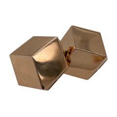 Paolo Costagli Brillante Rose Gold Earrings