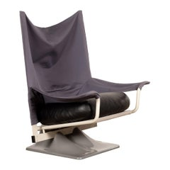 Paolo Deganello 650 AEO Lounge Chair for Cassina, Italy, 1973