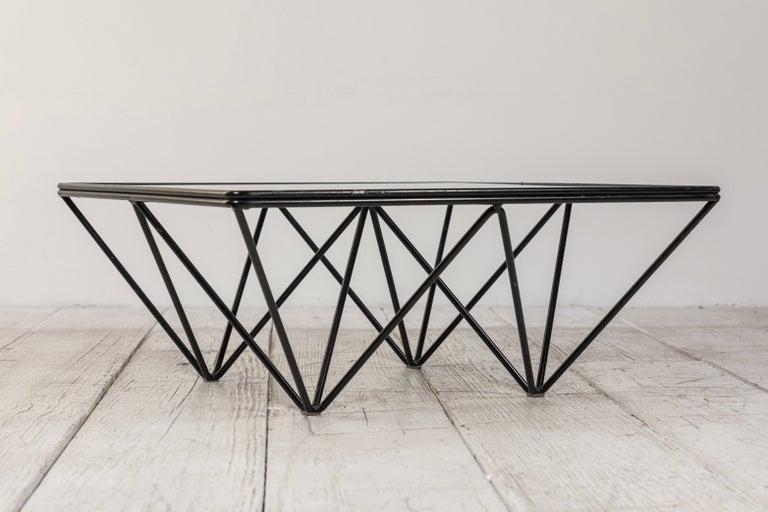 Paolo Piva Alanda Architectural Coffee Table by B&B Italia 4