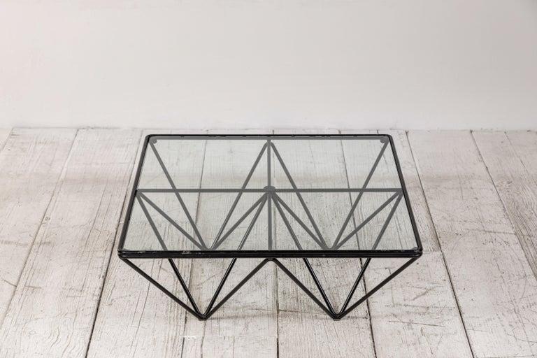 Italian Paolo Piva Alanda Architectural Coffee Table by B&B Italia