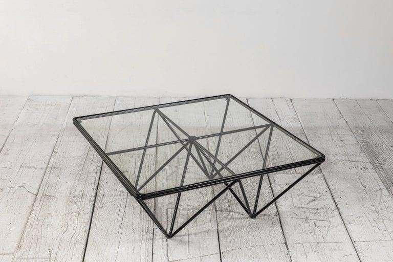 Late 20th Century Paolo Piva Alanda Architectural Coffee Table by B&B Italia