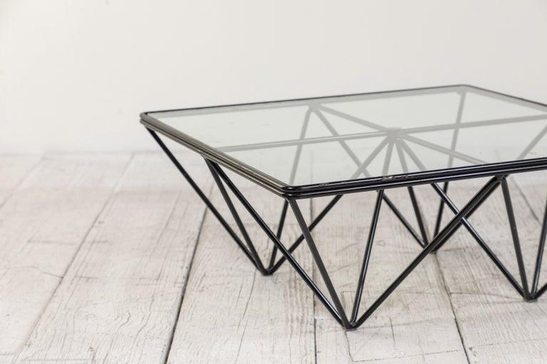 Paolo Piva Alanda Architectural Coffee Table by B&B Italia 1