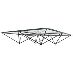 Paolo Piva Alanda Architectural Coffee Table by B&B Italia