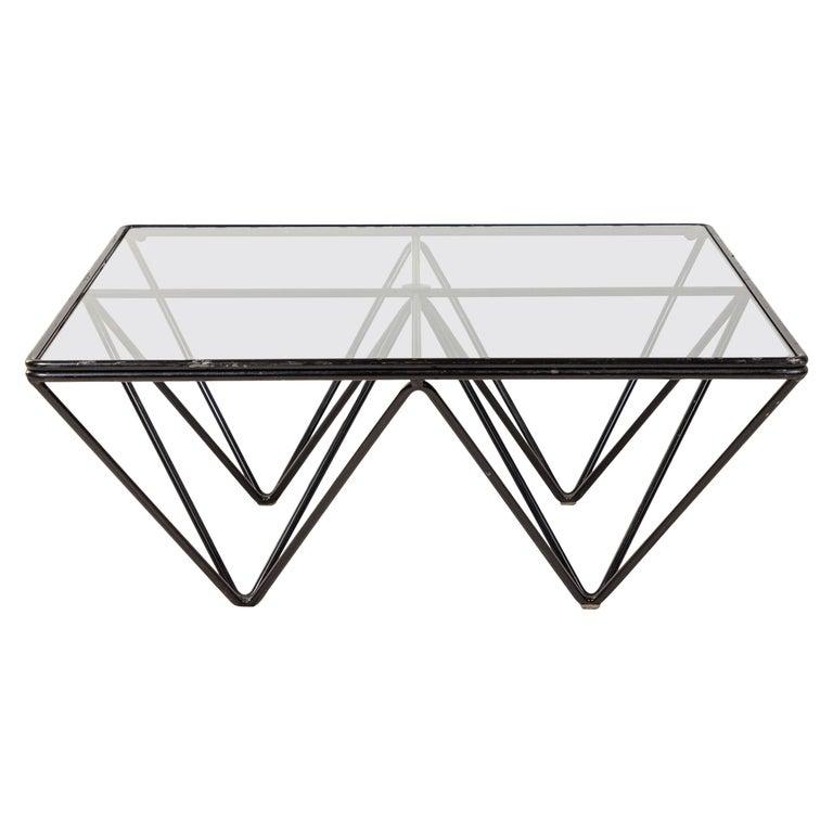 Paolo Piva Alanda Architectural Coffee Table by B&B Italia