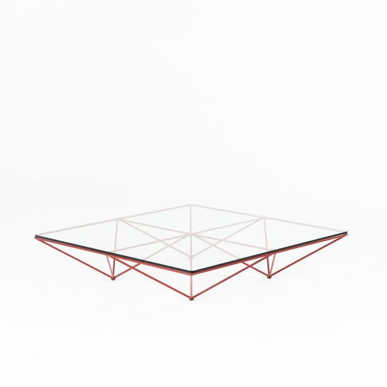 Paolo Piva, 'Alanda' Coffee Table for B&B Italia, 1980s For Sale 4