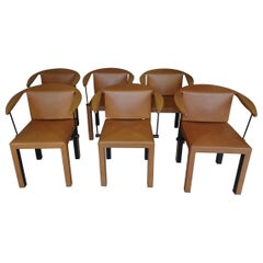Paolo Piva Arcella Dining Room Chairs