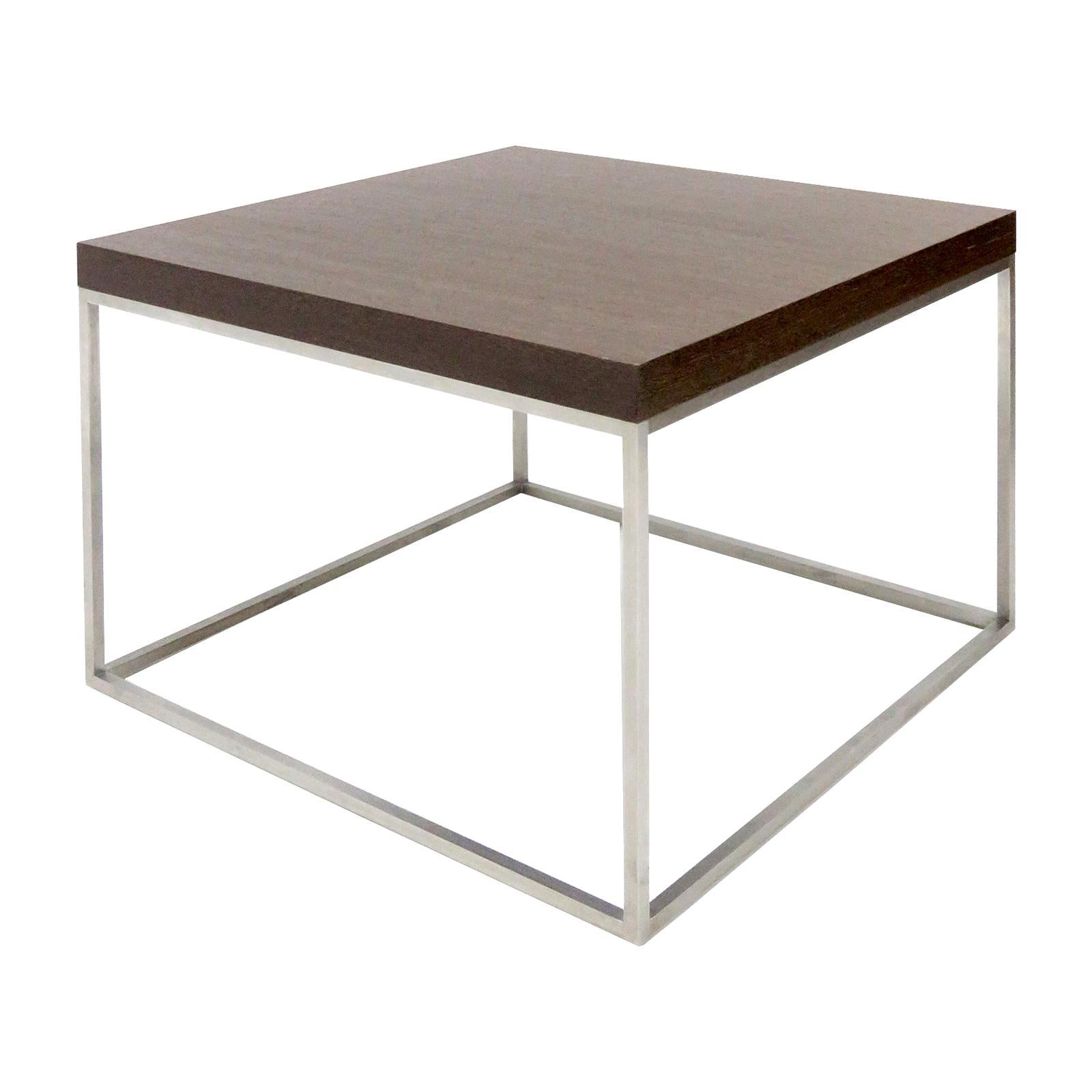 Paolo Piva 'Madison Square' Coffee Table