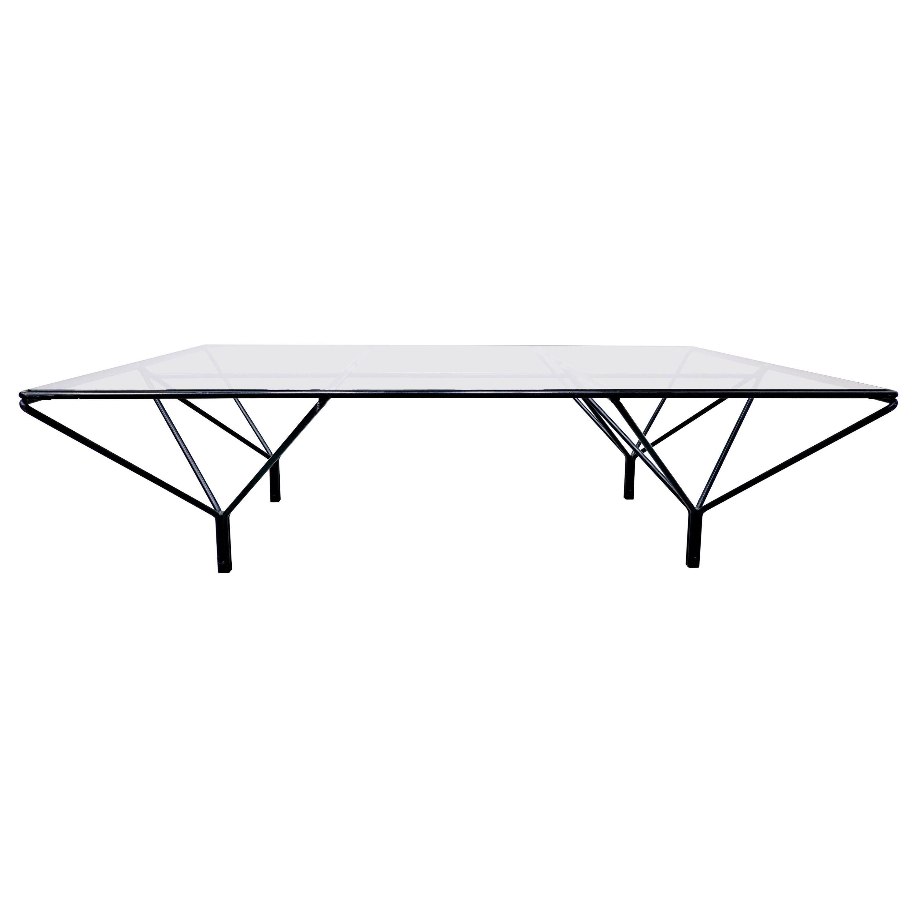 Paolo Piva Style Coffee Table, Italy