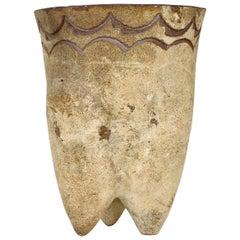 Paolo Soleri Ceramic Pottery Vessel From Arco Santi