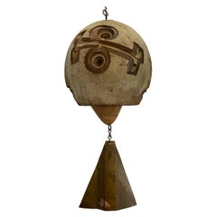Paolo Soleri Clay Chime