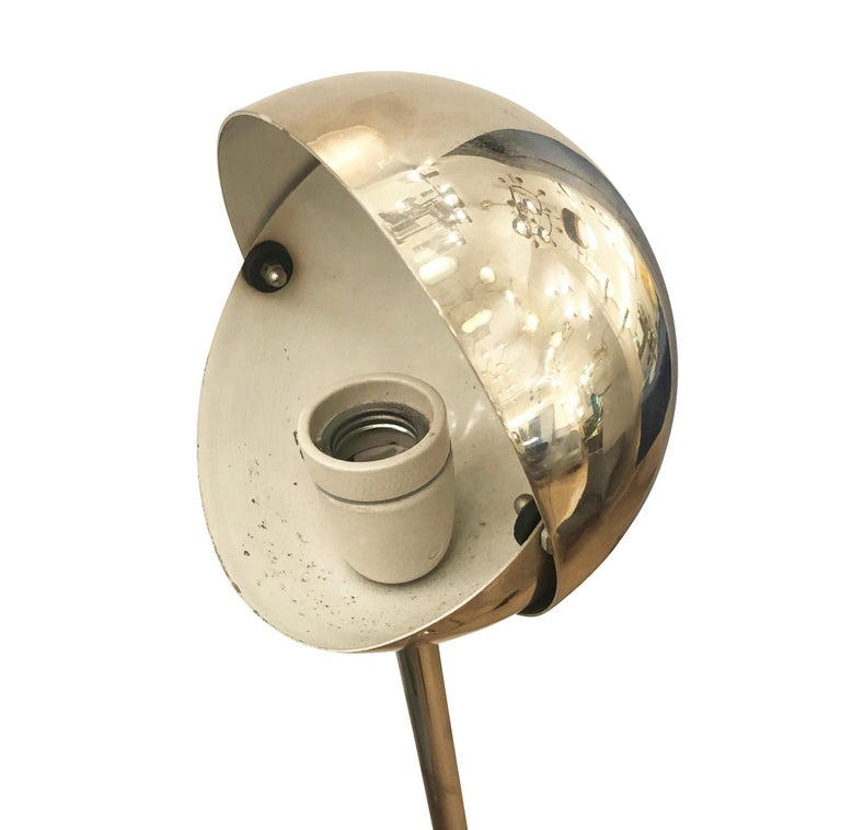 Mid-Century Modern Paolo Tilche S3 Floor Lamp by Sirrah, Italy, 1972 For Sale