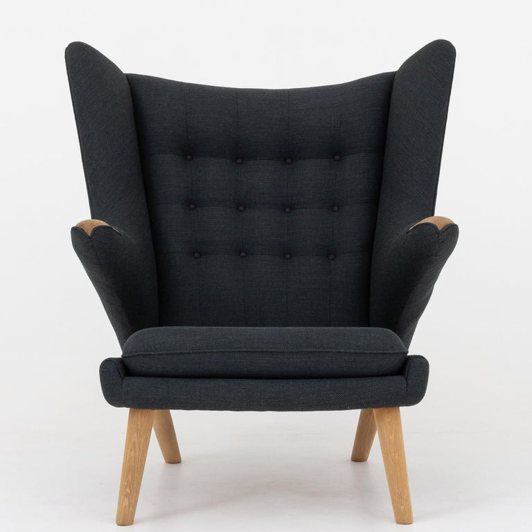 Papa Bear Chair by Hans J. Wegner For Sale 4