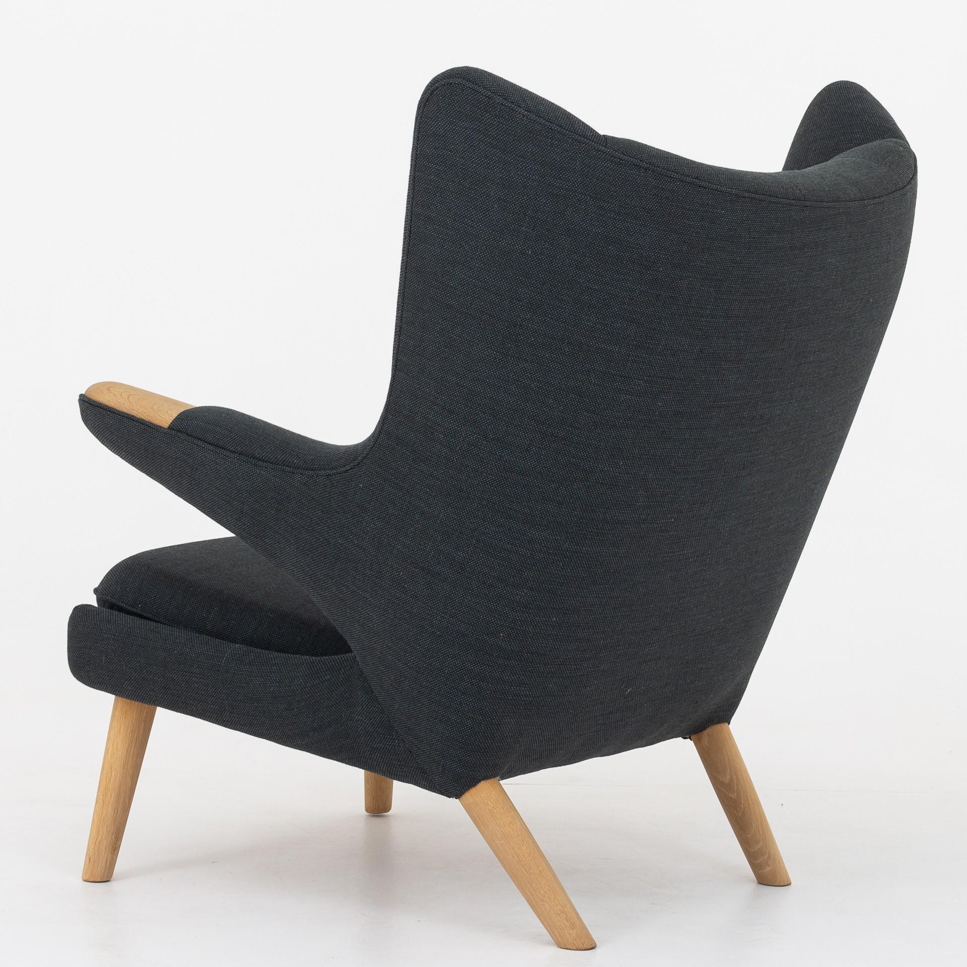 Superb Papa Bear Chair By Hans J Wegner Ibusinesslaw Wood Chair Design Ideas Ibusinesslaworg