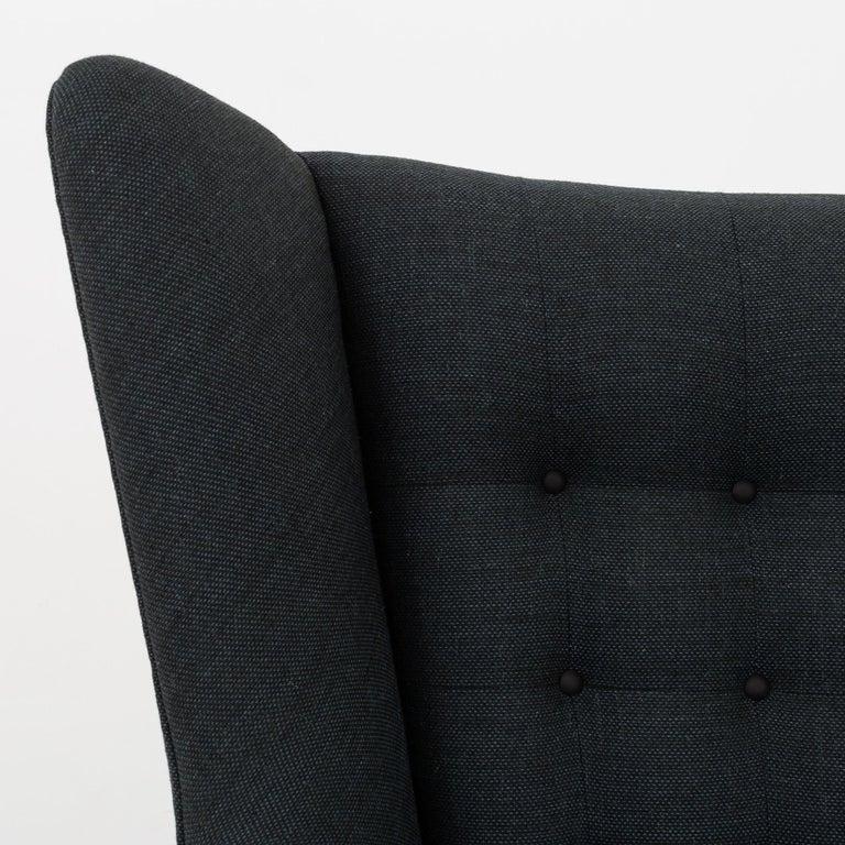 Scandinavian Modern Papa Bear Chair by Hans J. Wegner For Sale