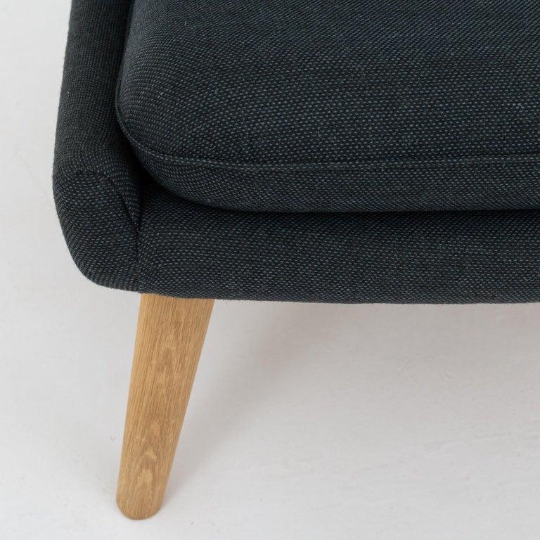 Papa Bear Chair by Hans J. Wegner In Fair Condition For Sale In Copenhagen, DK