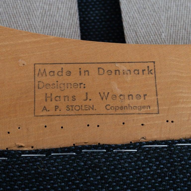 Papa Bear Chair by Hans J. Wegner For Sale 2