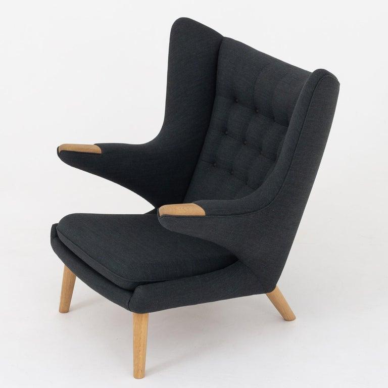 Papa Bear Chair by Hans J. Wegner For Sale 3