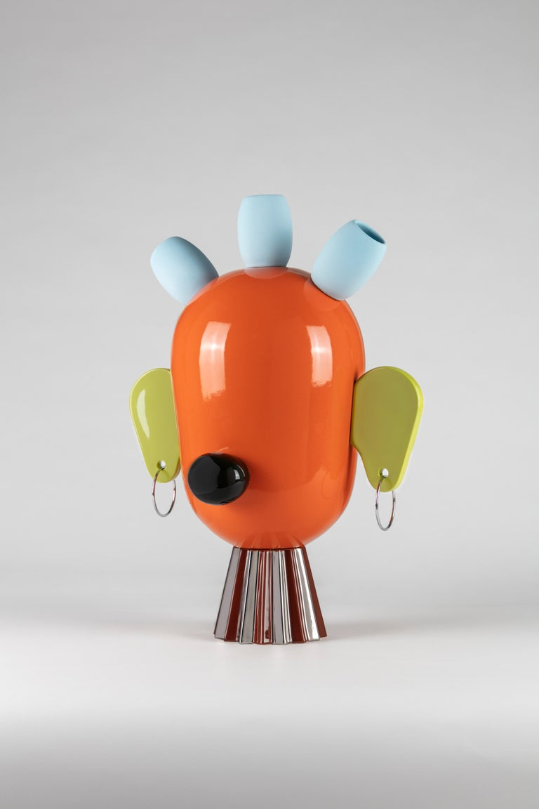 Modern Papa Vase by Andrea Maestri For Sale