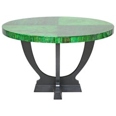 Papaya Dining or Center Table by Serge de Troyer, Belgium, 2018