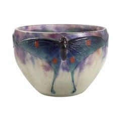 """""""Papillon"""" Bowl by Gabriel Argy-Rousseau"""