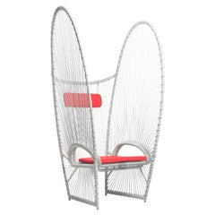 Papillon Easy Armchair by Kenneth Cobonpue