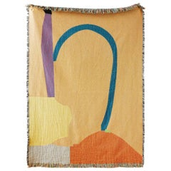 Parabola Woven Throw by Studio Herron
