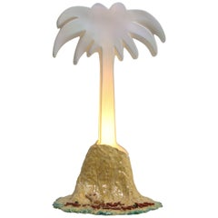 'Paradise i' Palmtree Lighting Sculpture by Daan Gielis
