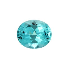Paraiba Tourmaline 6.47 Carat Collection Quality Gem