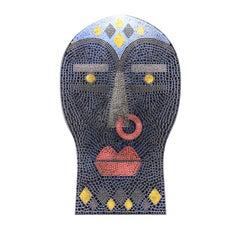 Parais Tilla in Wonderland Mask