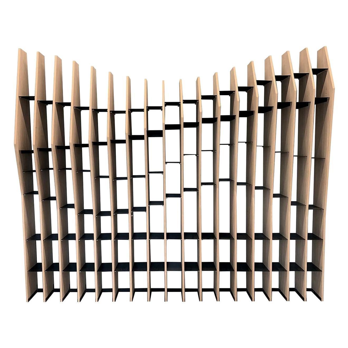 Parametrica Bookcase