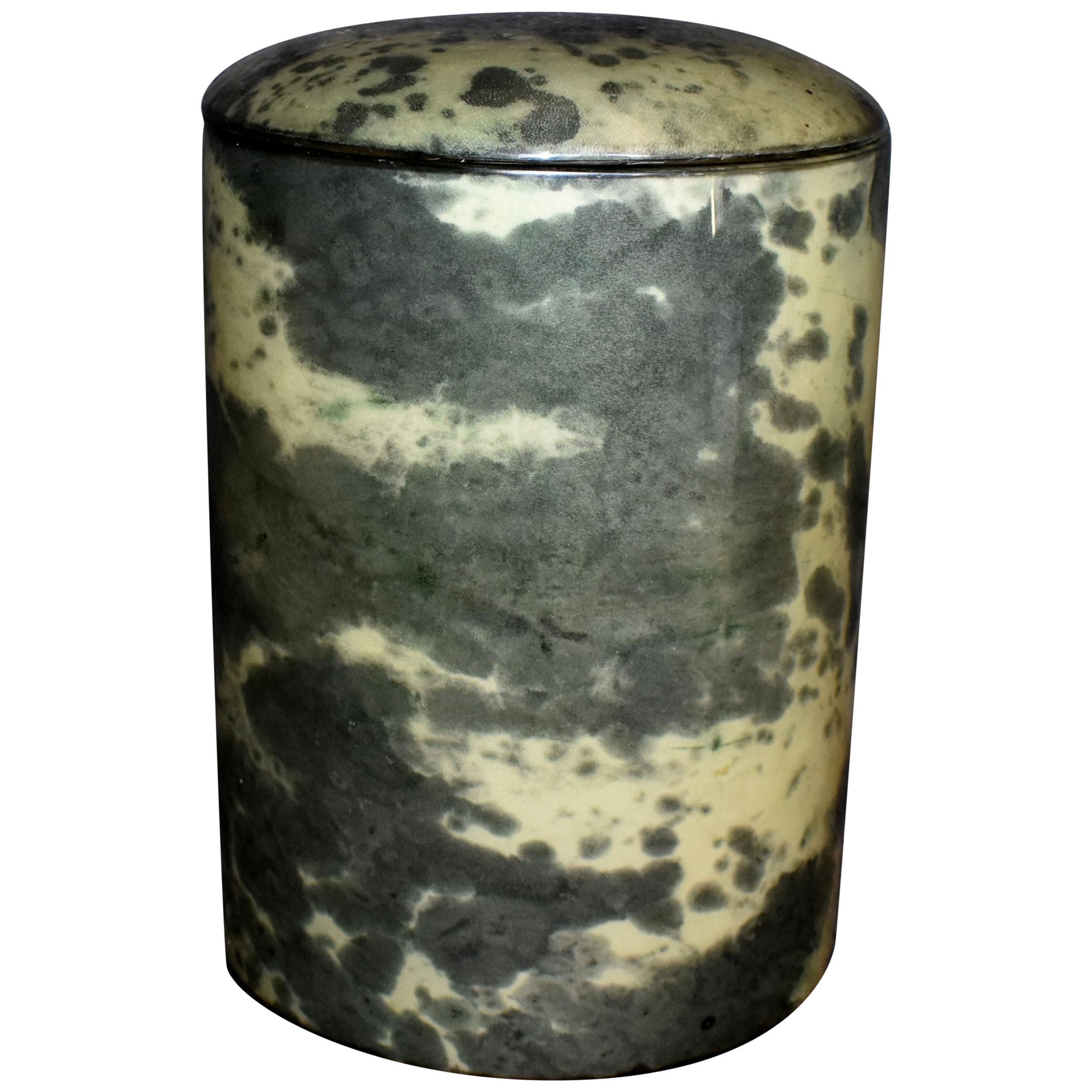 Parchment Waste Basket