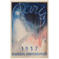 Paris 1937 -- Exposition Internationale