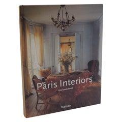 Paris Interiors Book