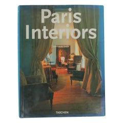 Paris Interiors Coffee Table or Library Book, circa 1990s