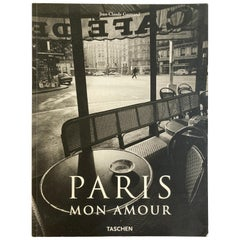 Paris Mon Amour Table Book by Jean-Claude Gautrand