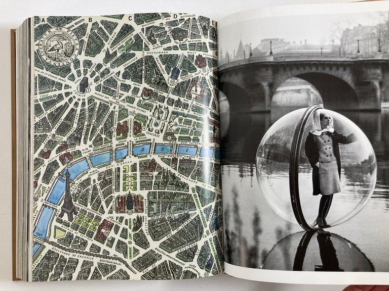 Paris, Portrait of a City Tashen Hardcover Book For Sale 4