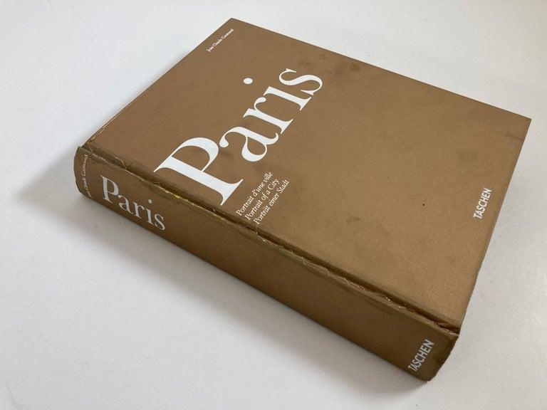 Paris, Portrait of a City Tashen Hardcover Book For Sale 8
