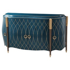 Parisian Art Deco Sideboard