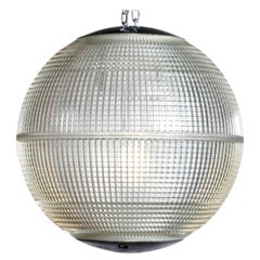 Parisian Holophane Globe Street Light